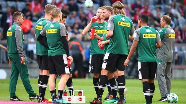 Fotbalisté Borussie Mönchengladbach vyhráli v německé nejvyšší soutěži nad Wolfsburgem (ilustrační foto).