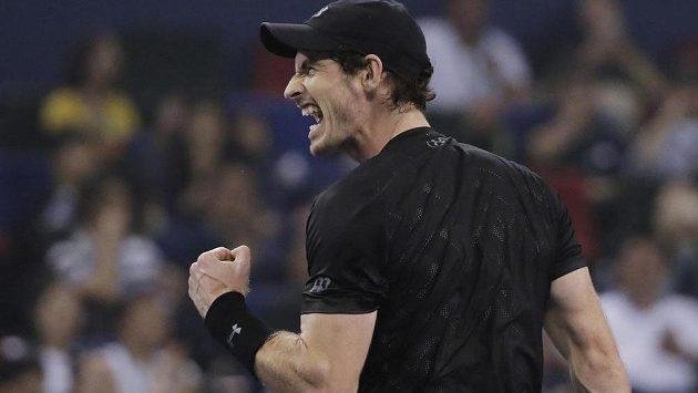 Andy Murray, nová světová jednička žebříčku ATP.