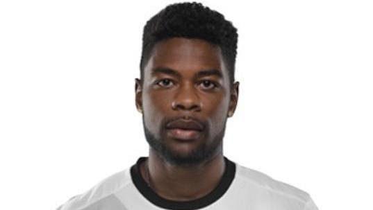 Fotbalista William Rémy.
