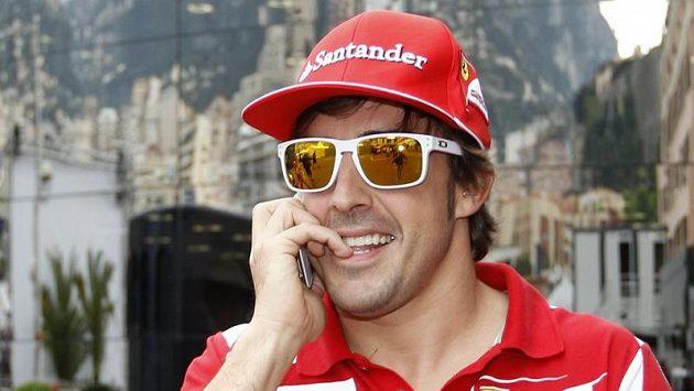 Fernando Alonso.