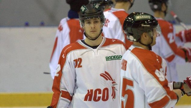 Hokejisté Olomouce si zahrají baráž o postup do extraligy.