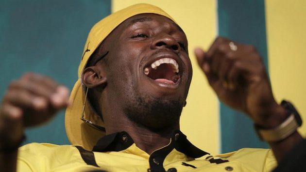 Na Usaina Bolta si v Londýně soupeři brousí zuby, jamajský sprinterský fenomén však zůstává v pohodě