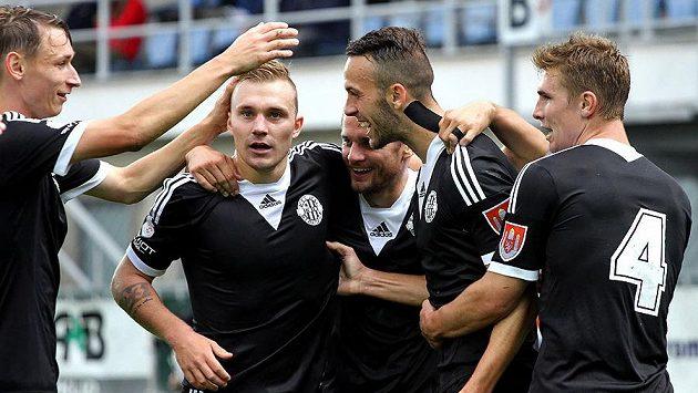 Českobudějovičtí fotbalisté by samozřejmě chtěli podobně radostně prožívat i ligové jaro.