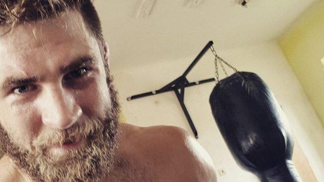 Jiří Denisa Procházka, špička českého MMA.