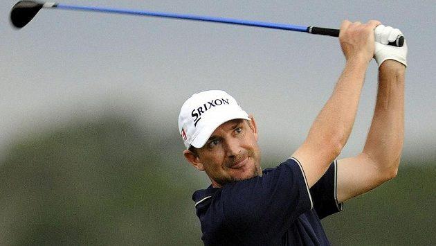 Golfista George McNeill.