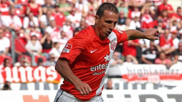 Zdeněk Pospěch z Mohuče byl letos nejvytíženějším českým fotbalistou v bundeslize.