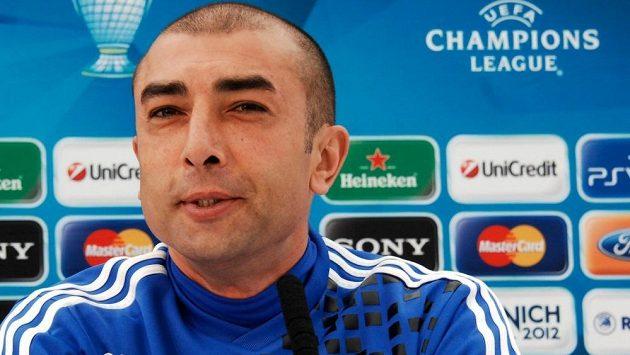 Roberto di Matteo v dobách svého působení u fotbalistů Chelsea.