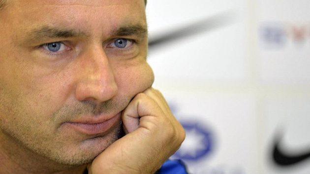 Trenér FC Slovan Liberec Jindřich Trpišovský.