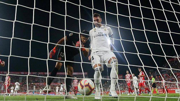 Sergio Ramos z Realu nechybí v nominaci do fotbalové jedenáctky roku.