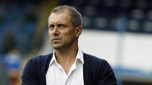 Olomoucký trenér Roman Pivarník.