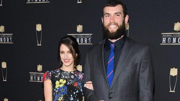 Bývalá česká reprezentantka ve sportovní gymnastice Nicole Pechancová se provdala za hvězdu amerického fotbalu Andrewa Lucka (ilustrační foto).