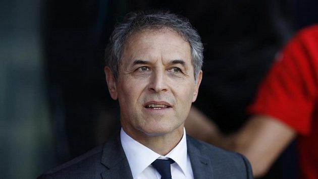 Trenér fotbalistů Rakouska Marcel Koller.