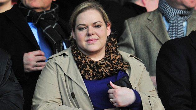 Majitelka Southamptonu Katharina Liebherrová.