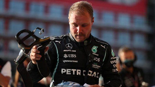 Valtteri Bottas po sezoně opustí Mercedes a bude jezdit za Alfu Romeo