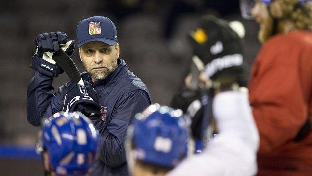 Hlavní trenér Josef Jandač musí rozhodnout. Na koho ukáže?