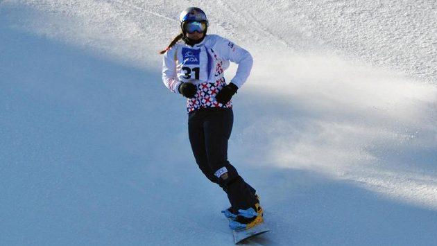 Snowboardkrosařka Eva Samková vyhrála na mistrovství světa v rakouském Kreischbergu kvalifikaci.