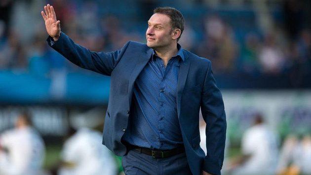 Trenér Svatopluk Habanec má v Brně velké plány.