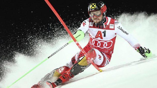 Marcel Hirscher slaví další velký úspěch