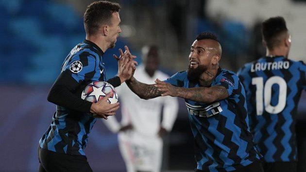 Sestřih zápasu fotbalové Ligy mistrů Real Madrid - Inter Milán
