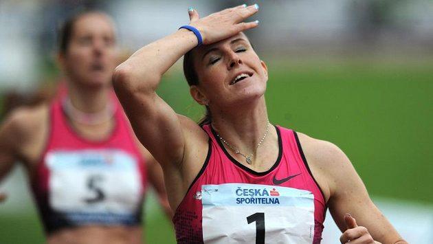 Zuzana Hejnová musí kvůli zlomenině vynechat halovou sezónu.