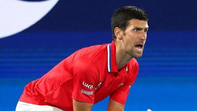 Srbští tenisté vypadli v semifinále ATP Cupu.