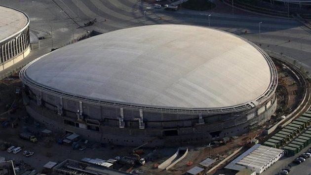 Olympic Velodrome v Riu.