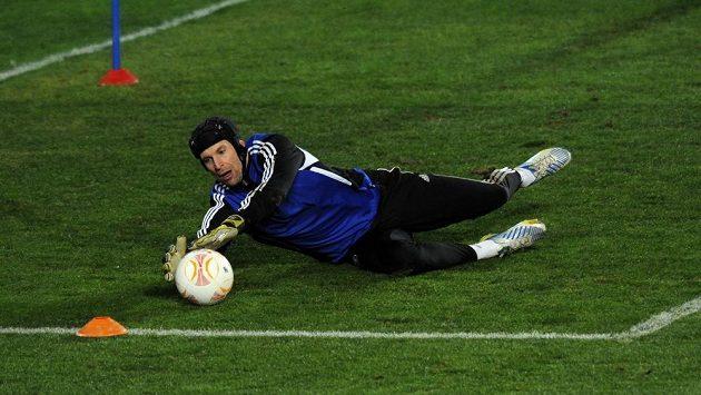 Brankář Chelsea Petr Čech zahájil po šesti letech zase přípravu pod trenérem Mourinhem.