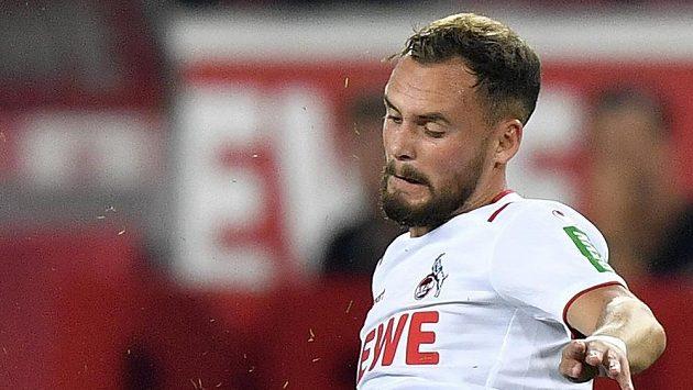 Birger Verstraete z Kolína na snímku z utkání s Dortmundem z léta 2019.