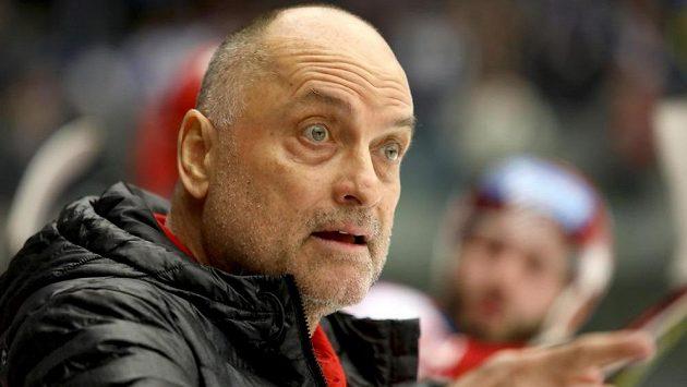 Trenér Vladimír Kýhos v Třinci skončil.