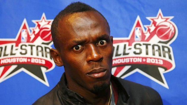 Trojnásobný zlatý medailista z OH v Londýně, sprinter Usain Bolt.