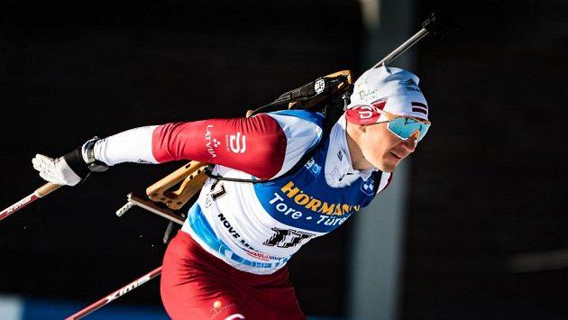 Lotyšský biatlonista Andrejs Rastorgujevs čelí vážnému podezření.