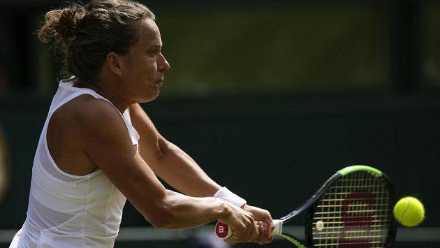 Česká tenistka Barbora Strýcová (ilustrační foto)