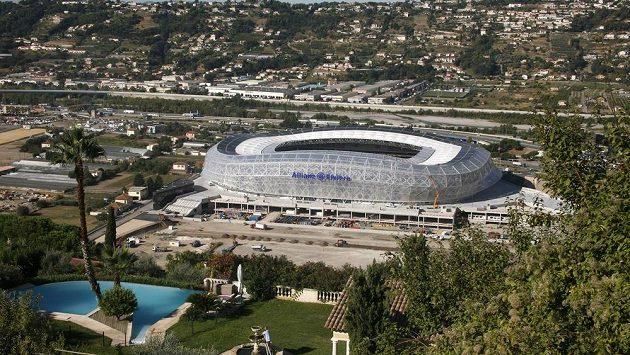 Allianz Riviera v Nice.