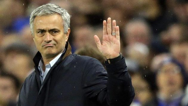 José Mourinho už se pomalu chystá na Old Trafford.