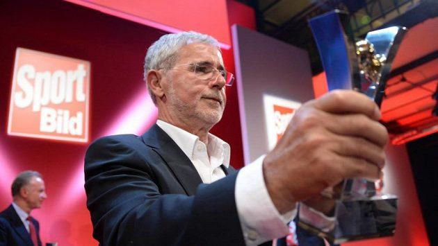 Bývalý německý útočník Gerd Müller