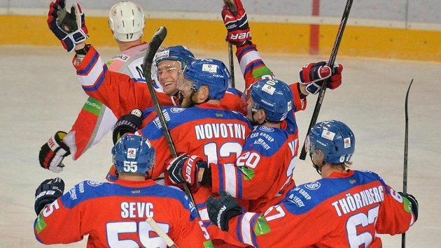 Hokejisté Lva Praha dostanou posilu.
