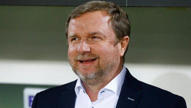 Plzeňský trenér Pavel Vrba může být spokojený.