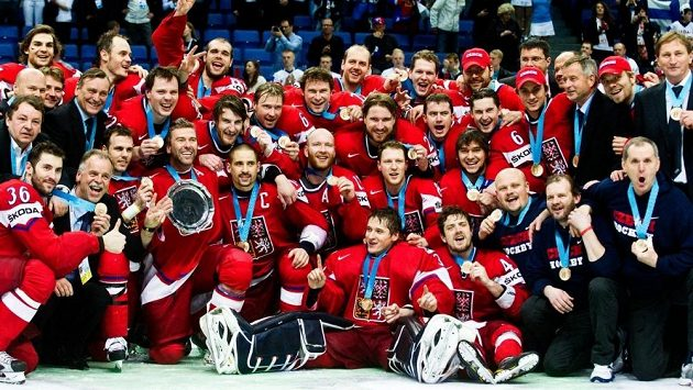 Poslední cenný kov získali čeští hokejisté na MS v roce 2012. Z Finska si odvezli bronzové medaile.