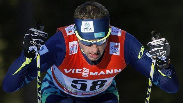 Kazach Alexej Poltoranin si doběhl pro devátý triumf v kariéře.