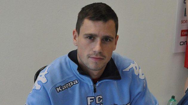 Jaroslav Diviš podepsal ve Slovácku kontrakt na dva a půl roku.