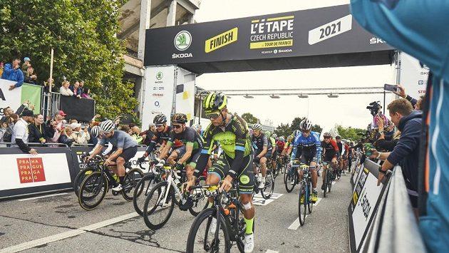 Dlouhý sprint o vítězství ve čtvrté etapě cyklistické Binck Bank Tour vyhrál Belgičan Tim Merlier a připsal si druhý dílčí úspěch v tomto závodě.(ilustrační foto)