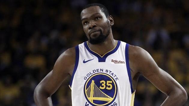 Basketbalistům Golden State bude ve zbytku druhého kola play off NBA chybět Kevin Duran