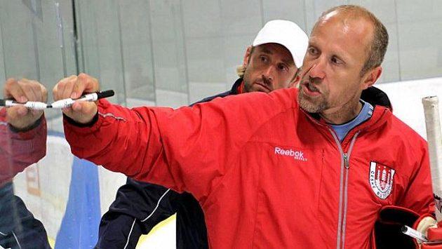 Jaroslav Modrý je novým hlavním trenérem hokejistů extraligových Českých Budějovic.