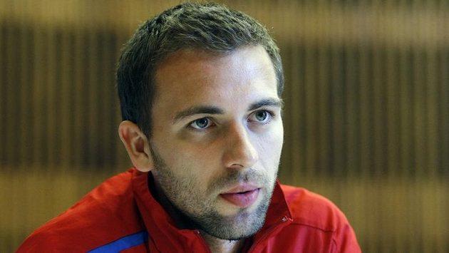 Fotbalista Josef Hušbauer