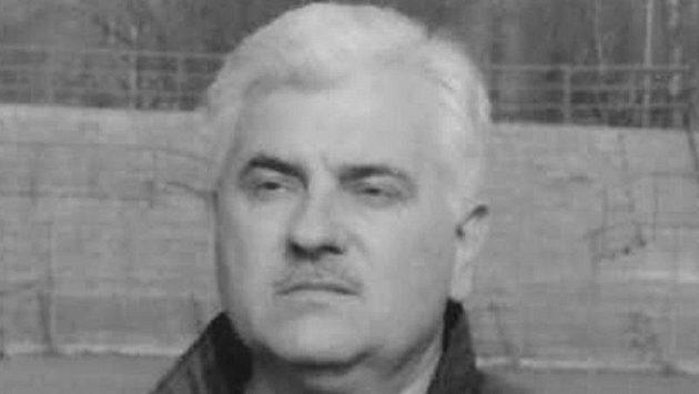 Bývalý fotbalový trenér Jiří Dunaj.