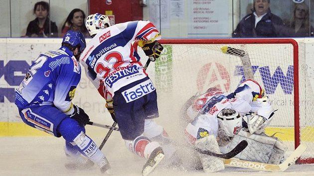 Hokejisté Brna ve finálové sérii ztrácí
