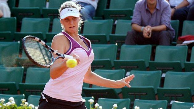 Karolína Plíšková na grandslamovém Roland Garros