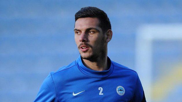 Obránce Slovanu Liberec Renato Kelič má namířeno do Itálie.