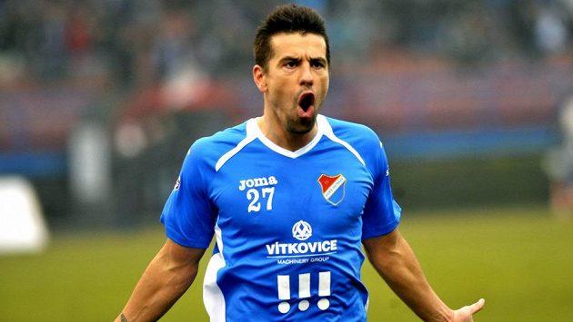 Nastoupí Milan Baroš proti Spartě?