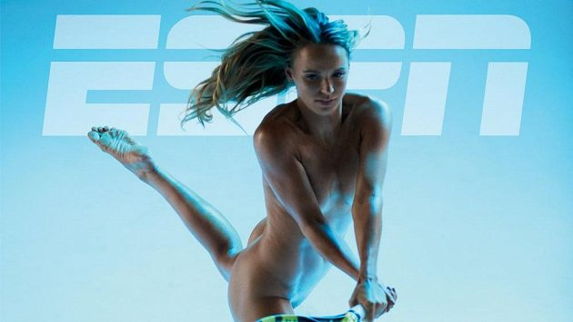 Caroline Wozniacká na obálce ESPN Body 2017
